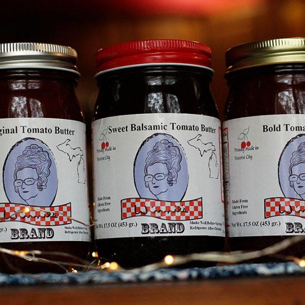 Winnie's Original Recipe Tomato Butter Trio